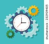 time management concept....