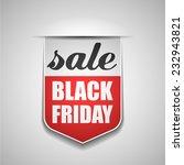 black friday sale | Shutterstock . vector #232943821