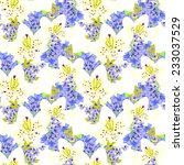 abstract elegance seamless... | Shutterstock .eps vector #233037529