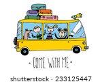 illustration of the message ... | Shutterstock .eps vector #233125447