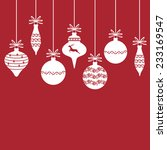 vector illustrations of... | Shutterstock .eps vector #233169547