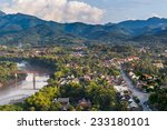 viewpoint and landscape in... | Shutterstock . vector #233180101