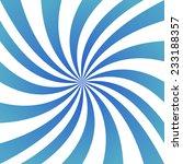 Light Blue Spiral Design...