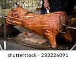 hog roast   Shutterstock . vector #233226091