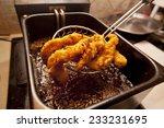 Chicken Tenders Fried In A Dee...