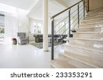 Stone Staircase Placed In...