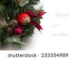 christmas ornaments    Shutterstock . vector #233354989