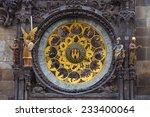 Orloj Clock Of Old Town Hall I...
