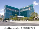 las vegas  nevada  usa   sept....   Shutterstock . vector #233409271