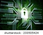 conceptual digital image of... | Shutterstock . vector #233505424