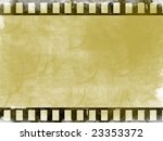 brown film background. old... | Shutterstock . vector #23353372