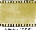 brown film background. old... | Shutterstock . vector #23353372