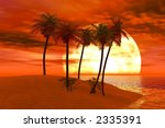 sunset | Shutterstock . vector #2335391