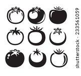 vector black illustration of...