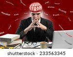 brainstorming and inspiration...   Shutterstock . vector #233563345