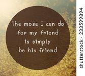 inspirational and motivational... | Shutterstock . vector #233599894