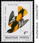 Hungary   Circa 1985  A Stamp...