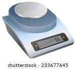 weight balance   illustration | Shutterstock .eps vector #233677645