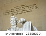 Abraham Lincoln Statue At The...