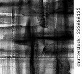 black abstract watercolor macro ... | Shutterstock . vector #233686135