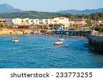 corfu august 26  sidary resort  ... | Shutterstock . vector #233773255