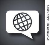 vector choose or change... | Shutterstock .eps vector #233773591