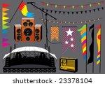 music set 20   Shutterstock .eps vector #23378104