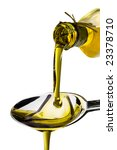olive oil poured from an... | Shutterstock . vector #23378710
