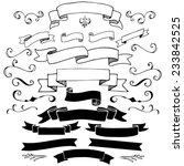 hand drawn element