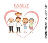 love design   vector... | Shutterstock .eps vector #233844739
