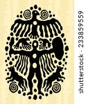 ethnic tribal native... | Shutterstock .eps vector #233859559