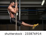 Fitness Rope Climb Exercise In...