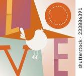 love card | Shutterstock .eps vector #233886391