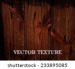 Wood Texture  Vector Eps10...
