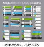 infographic templates for... | Shutterstock .eps vector #233900527