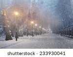 Severe Weather In Kiev Citizens ...