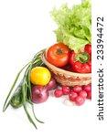 still life with fresh... | Shutterstock . vector #23394472