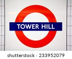 london  uk   october 17  2014 ... | Shutterstock . vector #233952079