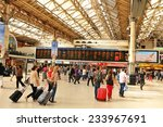 london  uk   july 9  2014  rush ...   Shutterstock . vector #233967691