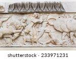 Ornament In Delphi Museum ...