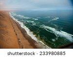 namibian desert  skeleton coast ... | Shutterstock . vector #233980885