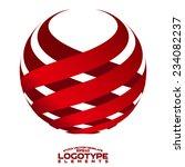 logo elements   design template ...   Shutterstock .eps vector #234082237