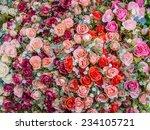 beautiful cloth artificial...   Shutterstock . vector #234105721