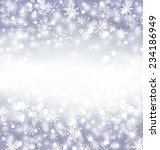 illustration navidad purple... | Shutterstock .eps vector #234186949