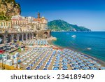 scenic picture postcard view of ... | Shutterstock . vector #234189409