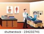 a vector illustration of male... | Shutterstock .eps vector #234232741