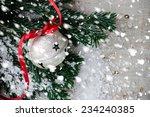 Jingle Bell On Christmas Tree