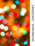 a picture of blurred christmas... | Shutterstock . vector #234320461
