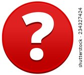 big red question mark button...