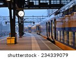 starting a new day moving in... | Shutterstock . vector #234339079